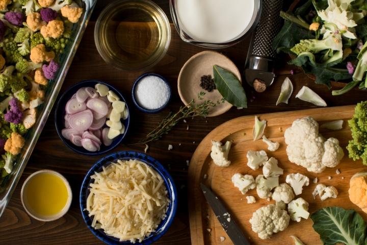 Miz for Romanesco and cauliflower gratin with cauliflower and cheese bechamel-5056-2.jpg