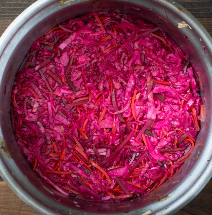 Cabbage, beet, and carrot sauerkraut lr-7922.jpg
