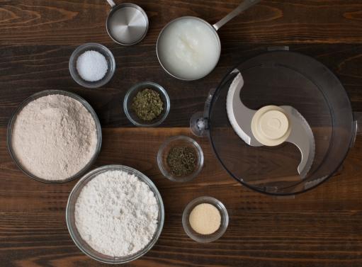 Miz for herbed galette dough lr-7672