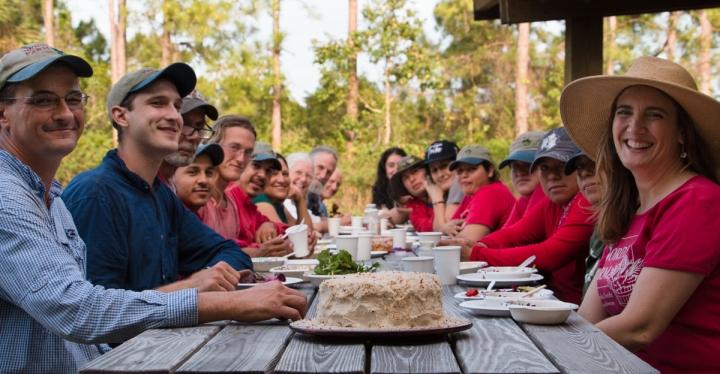 CSA crew meal on last day of 2016-2017 season lr-8379